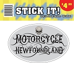 Stick It! - Motorcycle Newfoundland