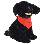Plush - NL Dog w Bandana