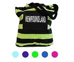Newfoundland - Neon Striped - Rope Handle - Tote
