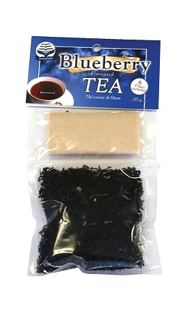 Tea - Downhome Blueberry (Loose with Filters) - 30 Grams